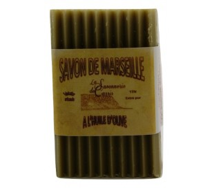 Détachant Savon de Marseille huile d'olive 150g