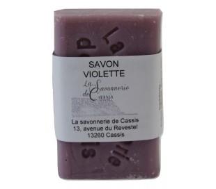 Savon Violette 125g