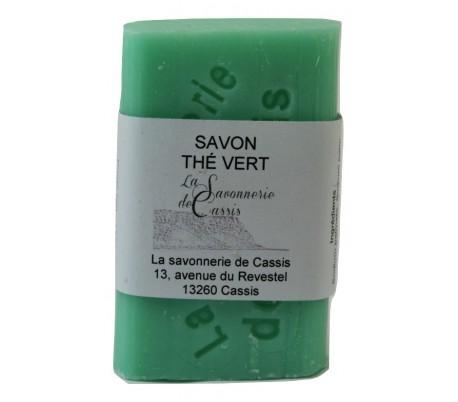 Savon Thé vert 125g
