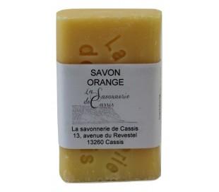 Savon Orange 125g