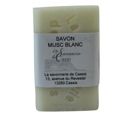 Savon Musc Blanc 125g