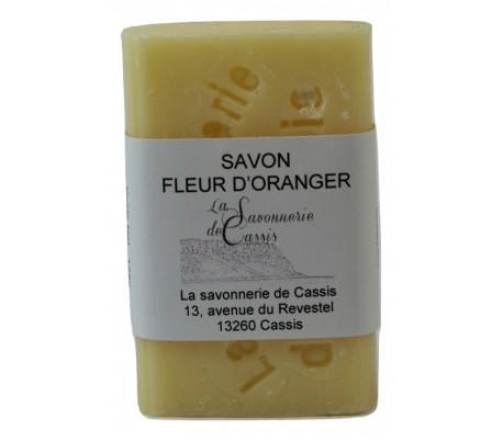 Savon Fleur d'oranger 125g