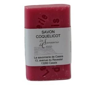 Savon Coquelicot 125g
