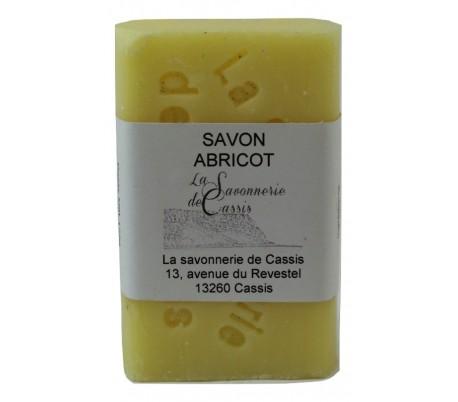 Savon Abricot 125g