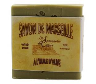"""Le Cap Canaille ""Carré de savon de Marseille 120g"