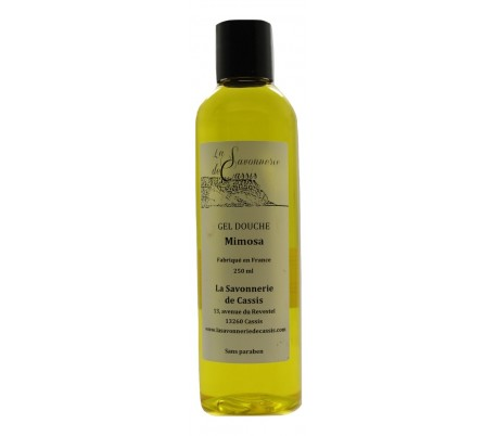 Gel douche Mimosa 250ml