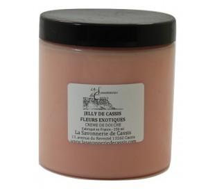 Jelly de Cassis Fleurs exotiques