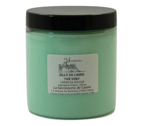 Jelly de Cassis Thé vert