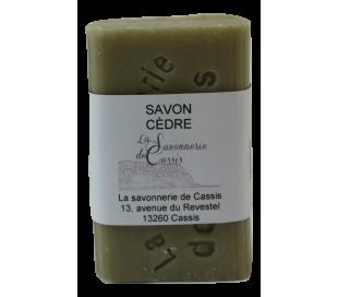 Savon Cèdre 125g