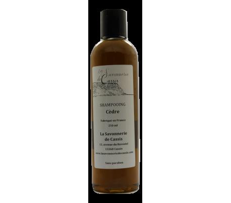 Shampooing Cèdre 250ml