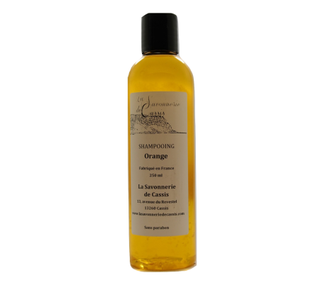 Shampooing Orange 250ml